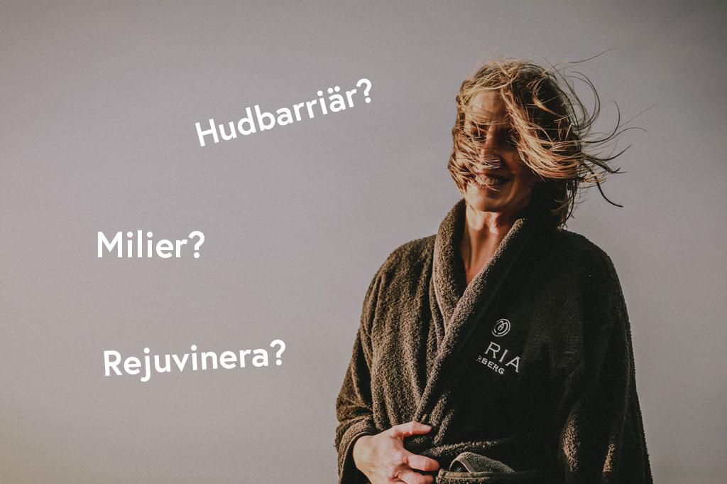 Hudterapeutens lexikon – del 2