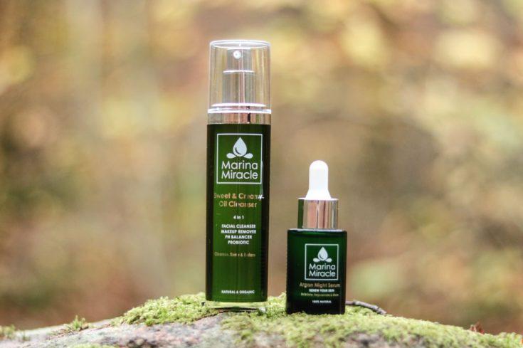 Ekologisk hudvård från Marina Miracle – vi guidar dig rätt