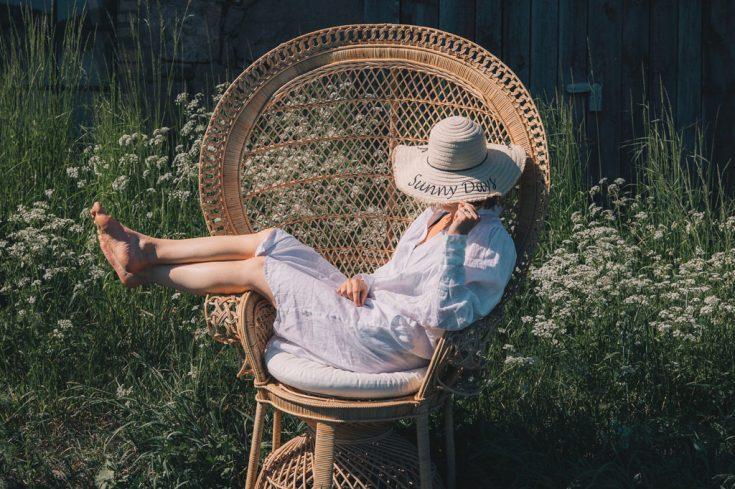 Sola säkert med ekologiskt solskydd