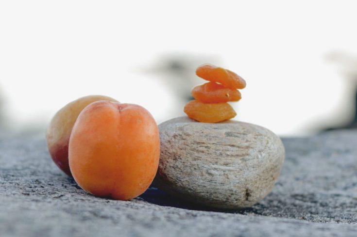 Vacker hud med Aprikoskärnolja
