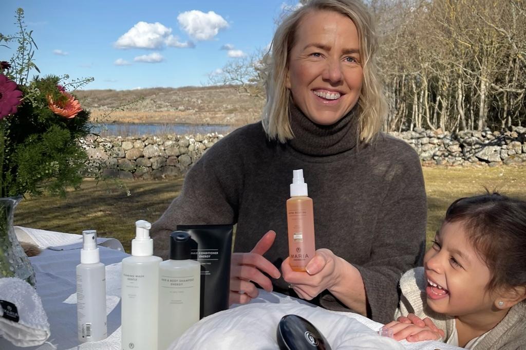 Hudterapeutens favoriter från Maria Åkerberg