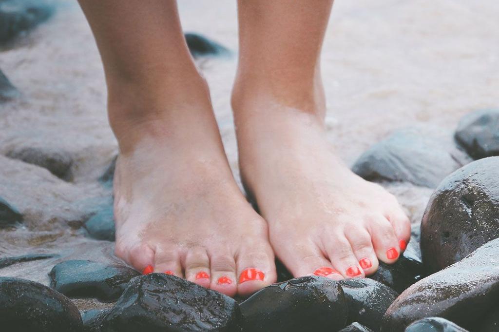 Reflexologi – Det står skrivet i fötterna